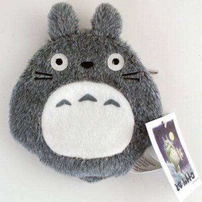 My Neighbor Totoro Plush Coin Purse