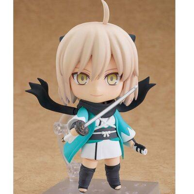 Nendoroid Saber/Okita Souji Ascension Ver
