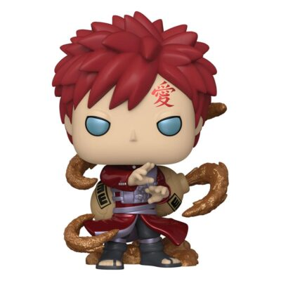 Naruto Gaara Metallic POP Vinyl
