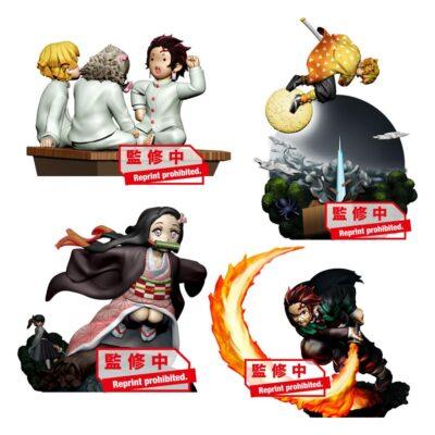 Demon Slayer Kimetsu no Yaiba Petitrama Series