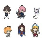 Fate Grand Order – Absolute Demonic Front Babylonia Nendoroid Plus Keychain 6-Pack Vol. 1 6 cm