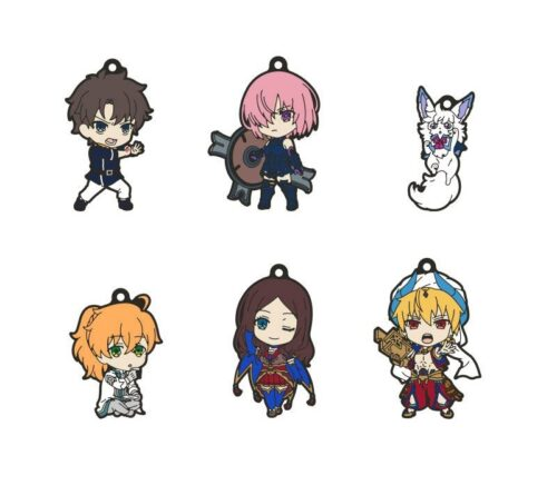 Fate/Grand Order Nendoroid Plus Keychain