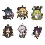 Fate Grand Order – Absolute Demonic Front Babylonia Nendoroid Plus Keychain 6-Pack Vol. 2 6 cm