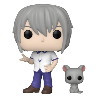 Yuki Soma With Rat POP! Vinyl