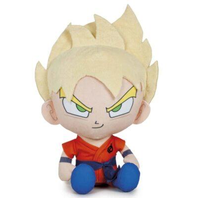 Goku Plush Super Saiyan