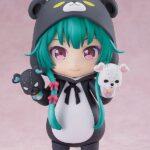 Kuma Kuma Kuma Bear Nendoroid Action Figure Yuna 10 cm b