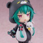 Kuma Kuma Kuma Bear Nendoroid Action Figure Yuna 10 cm c