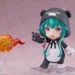 Kuma Kuma Kuma Bear Nendoroid Action Figure Yuna 10 cm d
