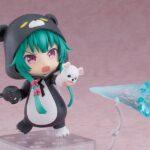 Kuma Kuma Kuma Bear Nendoroid Action Figure Yuna 10 cm e