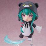 Kuma Kuma Kuma Bear Nendoroid Action Figure Yuna 10 cm f