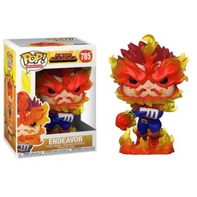 My Hero Academia Endeavor POP! Vinyl