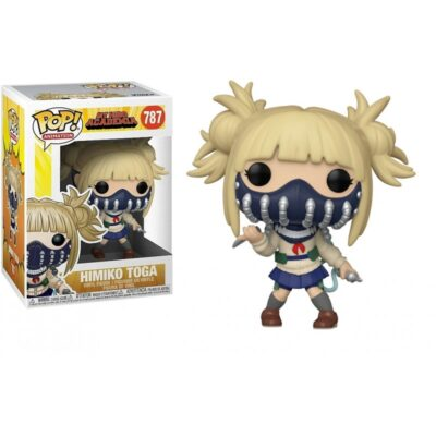 Himiko Toga Face Cover POP! Vinyl