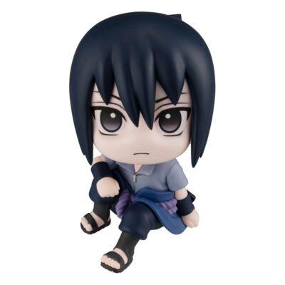 Uchiha Sasuke Look Up Figure