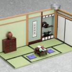 Nendoroid Playset Japanese Life Set A – Dining Set d
