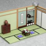 Nendoroid Playset Japanese Life Set B – Guestroom Set d