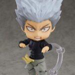 One Punch Man Nendoroid PVC Action Figure Garo Super Movable Edition 10 cm d
