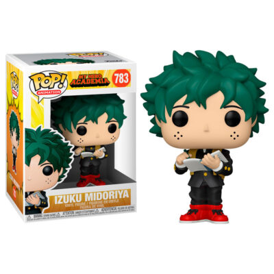 Izuku Midoriya Middle School Uniform POP! Vinyl
