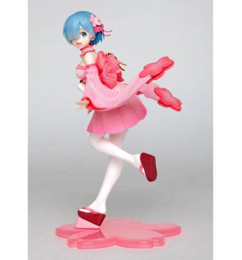Re:Zero Precious Figure Rem Sakura