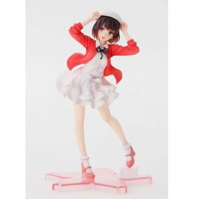 Megumi Kato Heroine Uniform Ver