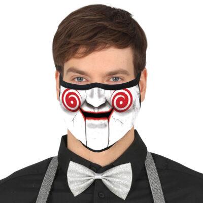 Saw Reusable Face Mask