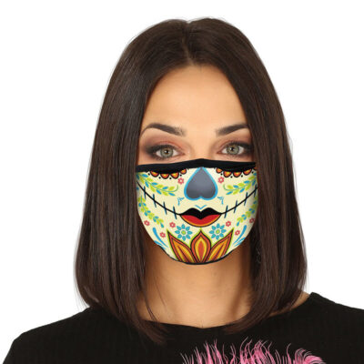 Skull Reusable Face Mask
