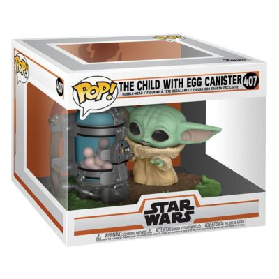 The Child Egg Canister POP! Vinyl