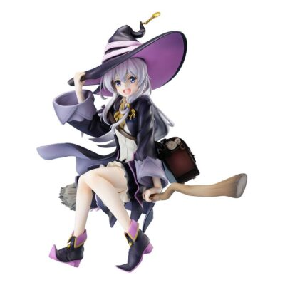 Wandering Witch The Journey of Elaina 1/7 Statue