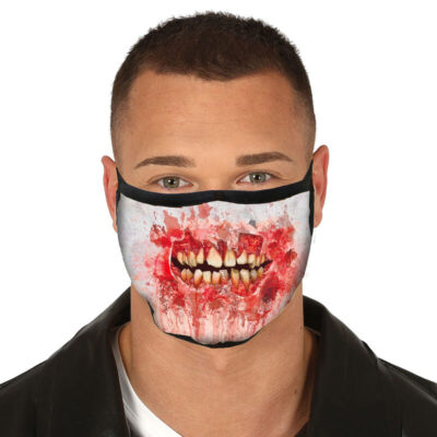Zombie Reusable Face Mask