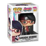 Boruto Naruto Next Generations POP! Animation Vinyl Figure Sarada Uchiha 9 cm b