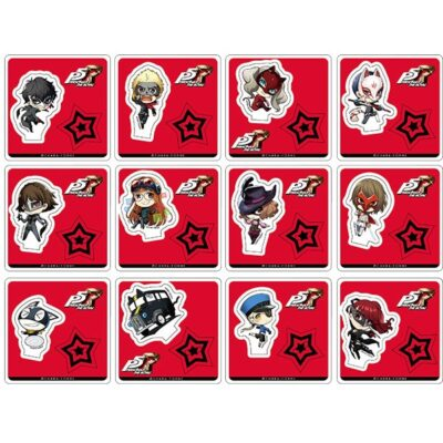 Persona 5 The Royal Mini Acrylic Stand