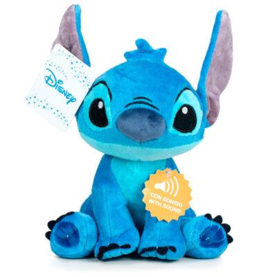 Disney Stitch Plush With Sound