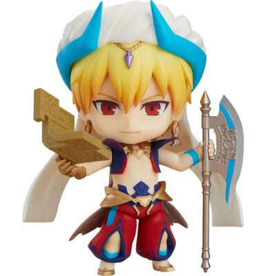 Nendoroid Caster/Gilgamesh Ascension Ver.