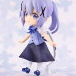 Is the Order a Rabbit Bloom PVC Statue Chino 6 cm f