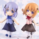 Is the Order a Rabbit Bloom PVC Statue Chino 6 cm g