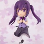 Is the Order a Rabbit Bloom PVC Statue Rize 6 cm e