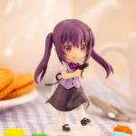 Is the Order a Rabbit Bloom PVC Statue Rize 6 cm h