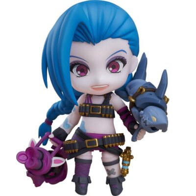 League of Legends Nendoroid Jinx