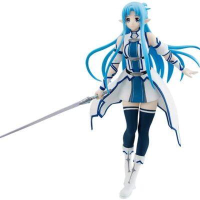 Asuna Vacation Mood ALO Undine Color Figure Sword Art