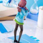 The Quintessential Quintuplets Pop Up Parade PVC Statue Miku Nakano 17 cm C