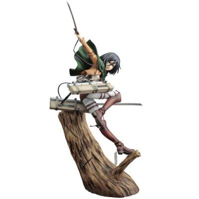 ARTFX J Mikasa Ackerman Renewal