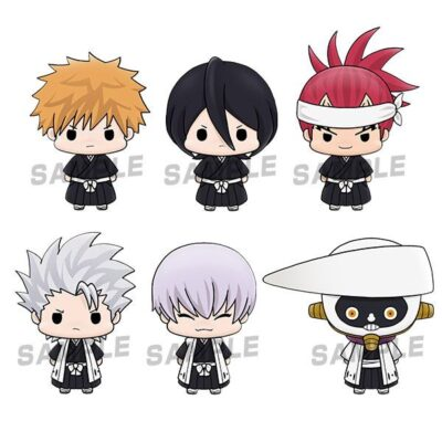 Bleach Chokorin Mascot Series