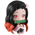 Demon Slayer Kimetsu no Yaiba Look Up PVC Statue Nezuko Kamado 10 cm b