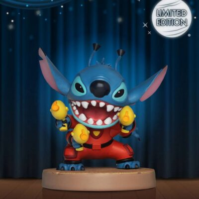 Stitch Space Suit Mini Egg Attack Figure