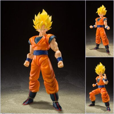 S.H. Figuarts Super Saiyan Full Power Son Goku