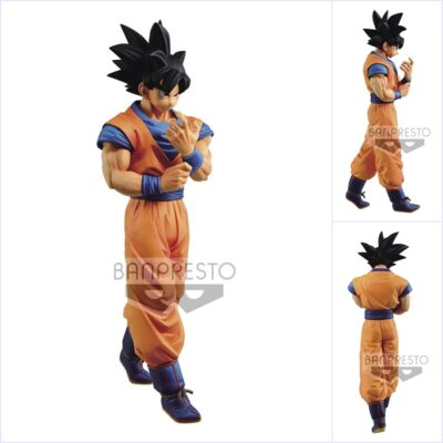 Son Goku Solid Edge Works Figure