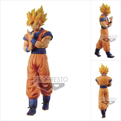 Super Saiyan Son Goku Solid Edge Works