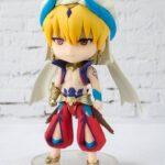Fate Grand Order – Absolute Demonic Front Babyloni Figuarts mini Action Figure Gilgamesh 9 cm c