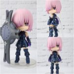 Fate Grand Order – Absolute Demonic Front Babyloni Figuarts mini Action Figure Mash Kyrielight 9 cm