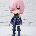 Fate Grand Order – Absolute Demonic Front Babyloni Figuarts mini Action Figure Mash Kyrielight 9 cm d