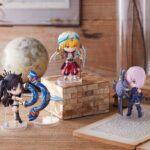Fate Grand Order – Absolute Demonic Front Babyloni Figuarts mini Action Figure Mash Kyrielight 9 cm e